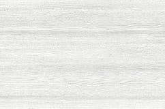 Le blanc a lavé la surface en bois molle comme texture de fond Photographie stock libre de droits