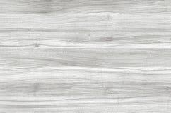 Le blanc a lavé la surface en bois molle comme texture de fond Image libre de droits