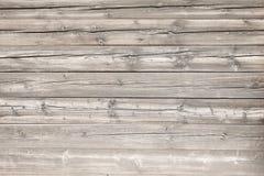 Le blanc naturel a coloré des panneaux en bois de pin comme fond Images stock