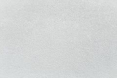 Le blanc sale a lavé la texture peinte de mur comme fond Le fond concret criqué de plancher de vintage, vieux blanc a peint la te Photos stock