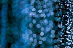 Le bleu allume le fond images libres de droits
