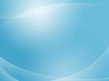 Le bleu courbe le fond illustration de vecteur