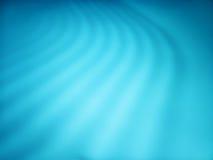 Le bleu diagonal ondule le fond de bokeh illustration de vecteur