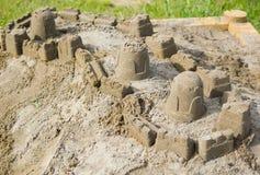 Le blocage de sable Images stock