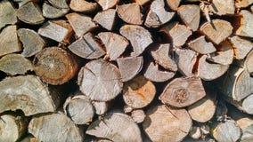 Le bois note la texture Photos stock