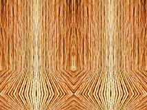 Le bois rapièce des textures brunes Photographie stock