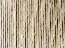 Le bois rapièce les textures brunes et la pierre de morceaux Image libre de droits