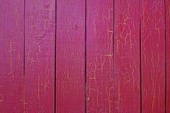 Le bois rose ou rouge embarque la texture Photo stock