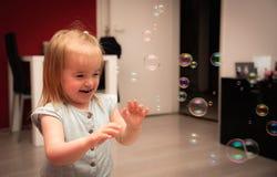 Le bolle Fotografia Stock Libera da Diritti