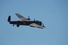Le bombardier commémoratif de Mynarski Avro Lancaster Mk10 photo libre de droits