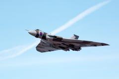 Le bombardier vulcan Photo stock