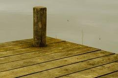 Le bon dock Photos libres de droits