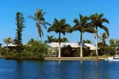 Le bonita scénique jaillit la Floride Images stock