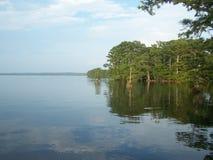 Le bord de l'eau Image stock