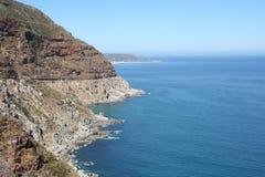 Le bord de la falaise Photos libres de droits