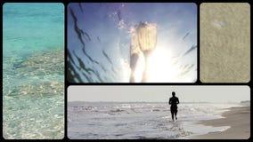 Le bord de la mer vacations montage clips vidéos