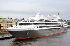 Le Boreal cruise ship Royalty Free Stock Images