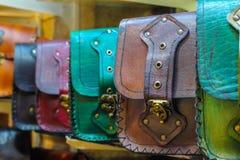 Le borse della stagione Fotografie Stock Libere da Diritti