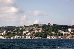 Le Bosphore - Istanbul Images libres de droits