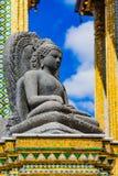 Le Bouddha du palais grand de la Thaïlande Photos libres de droits