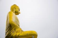 Le Bouddha en Thaïlande Photographie stock