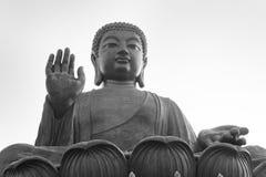 Le Bouddha grand photo libre de droits