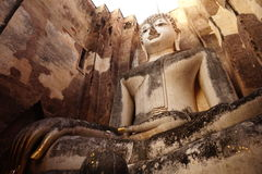 Le Bouddha grand Images libres de droits