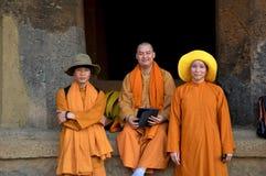 Le bouddhiste dans l'Ellora foudroie dans l'Inde de Mumbai photos libres de droits
