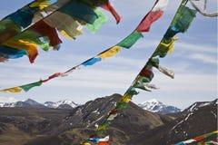 le bouddhiste marque la prière Photo stock