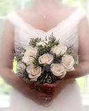 Le bouquet de la mariée Image libre de droits