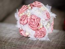 Le bouquet nuptiale en été photos libres de droits