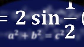 Le bourdonnement dans l'iris d'oeil aux équations de maths salissent