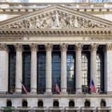 Le Bourse de New York Images stock