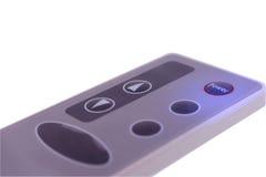 Le bouton d'inclusion sur un à télécommande Photos stock