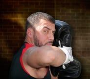 Le boxeur Photos libres de droits