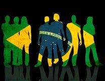 Le Brésil Image libre de droits