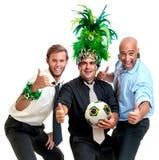 Le Brésil 2014 tasses Photographie stock
