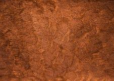 Le bronze shinny le fond de papier de cuivre abstrait images libres de droits
