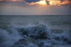 Le bruit de la mer Image libre de droits