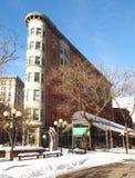 Le bâtiment de SA&K Images libres de droits