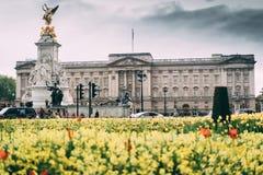 Le Buckingham Palace photos stock