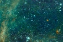 Le bugie di Doradus di regione 30 nella galassia della Grande Nube di Magellano Immagini Stock Libere da Diritti
