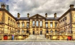 Le bureau de douane à Belfast Photo libre de droits