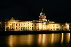 Le bureau de douane de Dublin Photographie stock