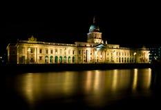 Le bureau de douane de Dublin Photographie stock libre de droits