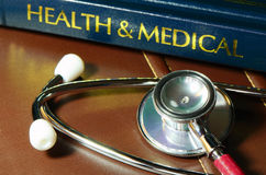 Le bureau du docteur. Image stock