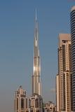 Le Burg Kahlifa, Dubaï Photo stock