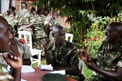 Le Burundi Images libres de droits