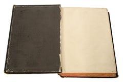 Le cache intérieur d'un livre. image libre de droits