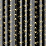 Le cactus plante le fond sans couture de modèle de texture Photographie stock libre de droits